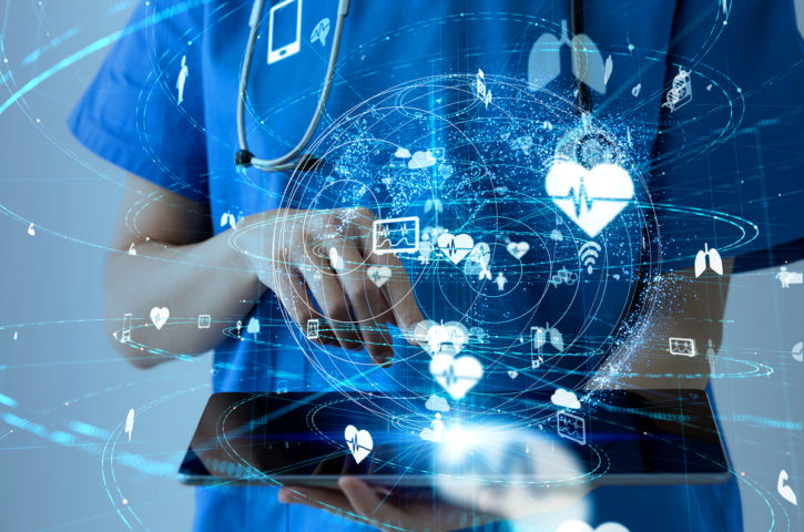 The Role of Technology in Mitigating the Challenges in the Healthcare Industry During the Pandemic